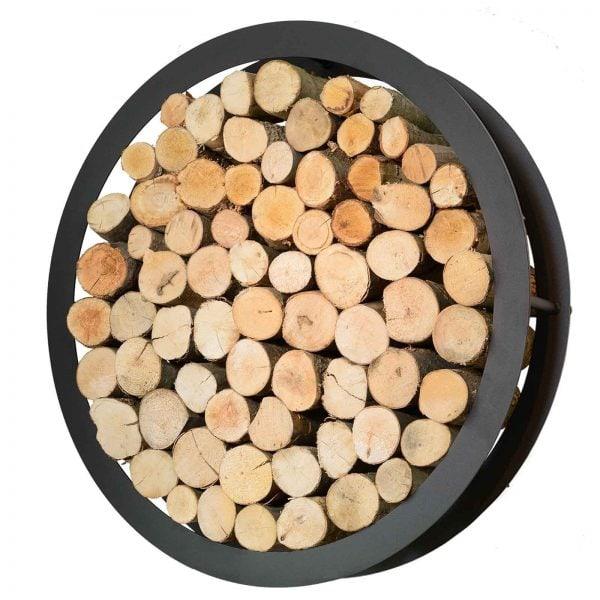 "Firewood holder ""Logis"""