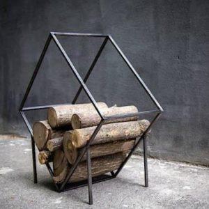 "Firewood stand ""Rombo"""