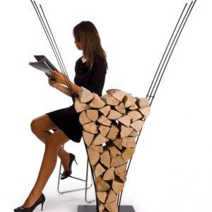 "Firewood stand ""Venga"""