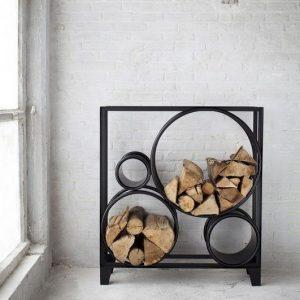 "Firewood stand ""Taiga"" second"
