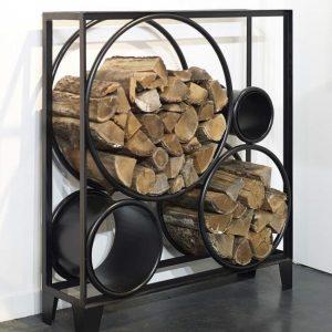 "Firewood stand ""Taiga"""