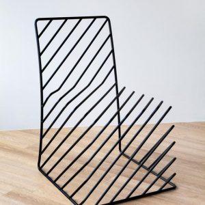 "Metal chair ""Illusion"""