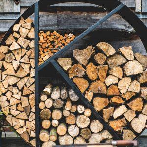 Stand for FirewoodKarana