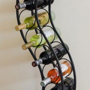 """Wine bottle holder """"Bend"""""""