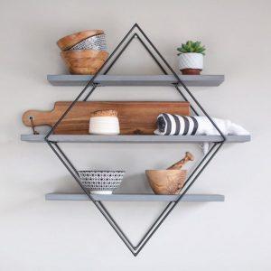 """Shelf """"Triple Rombo"""""""