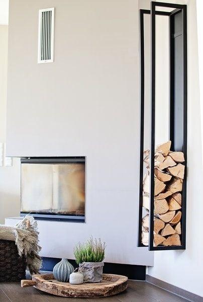 Firewood holder Stock